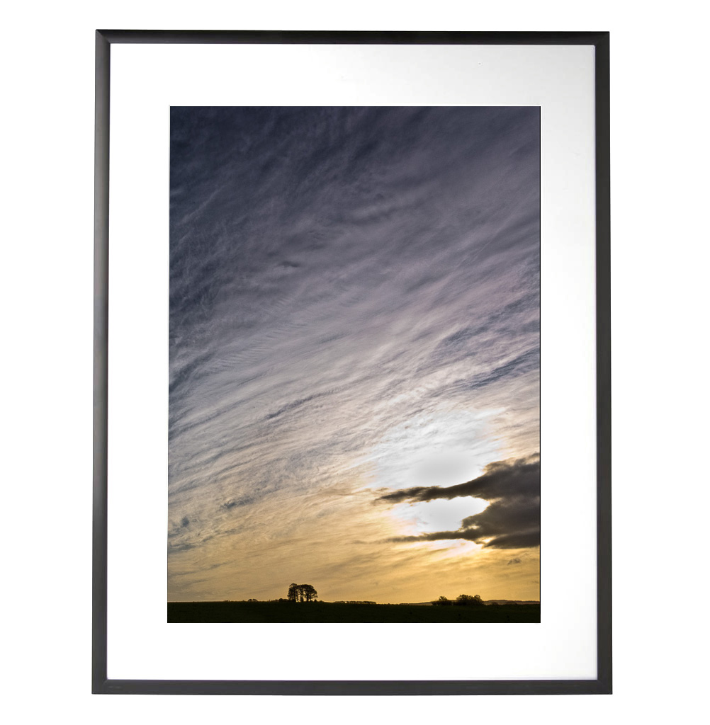 Art in Photography Clouds (frame)- Matthew SIller copy