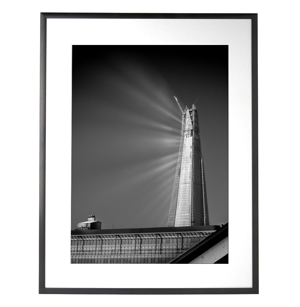 Art in Photography Shard (frame)- Matthew SIller copy